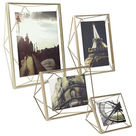 umbra home decor umbra prisma photo frame by masons home decor