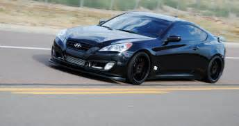 2010 murdered out hyundai genesis coupe