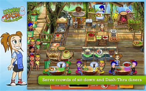 free full version download cooking dash cooking dash 3 thrills spills free download full version