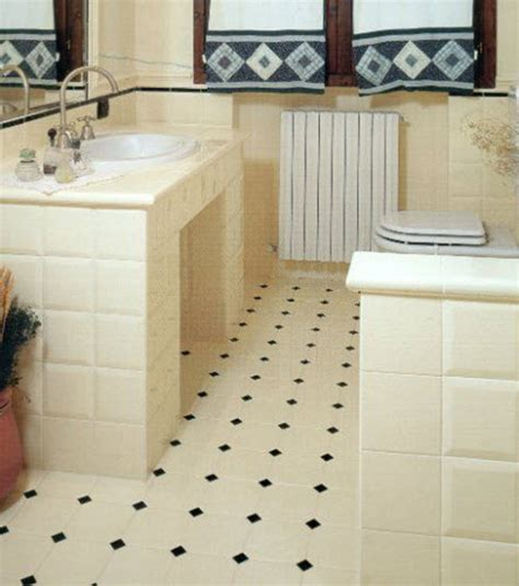 octagon bathroom tile 27 black and white octagon bathroom tile ideas and pictures