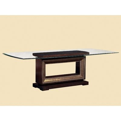 Marge Carson Dsf21 1 Design Folio Dining Table Discount Marge Carson Dining Table