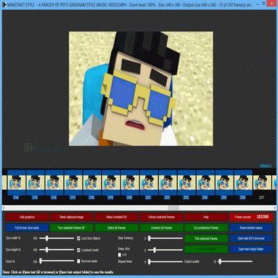 membuat video animasi gratis software gratis untuk membuat video ke animasi gif