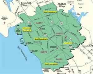 map of san leandro california like using fed ex to borrow a cup of sugar minimediaguy