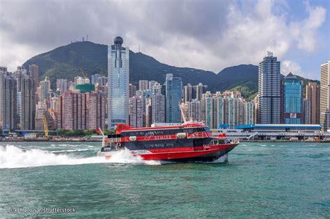 ferry hong kong ferry from hong kong to macau how to travel to macau