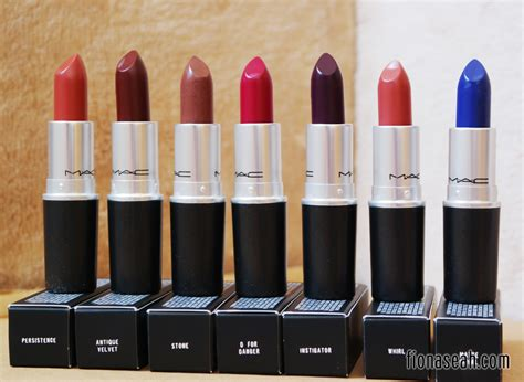 matte mac lipstick review mac the matte lip 2015 lipsticks whirl