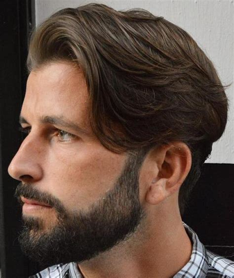 beard length vs hair length 50 must have medium hairstyles for men