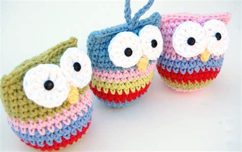 pattern crochet owl hopscotch lane crochet owl ornament pattern