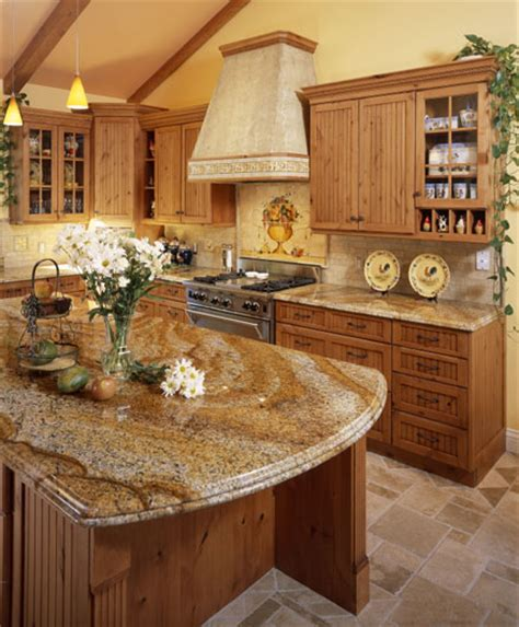Kitchen Designs With Granite Countertops Luxury Kitchen With Granite Countertops Design Kitchen Interior Design