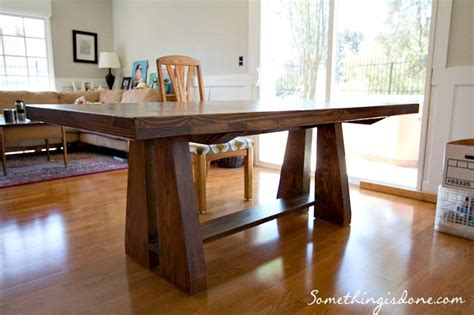 Diy Dining Room Table Ideas Dining Table Diy Dining Table Plans