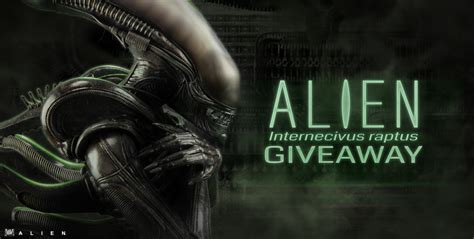 Alien Giveaway - alien day giveaway sideshow collectibles