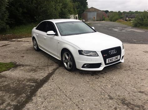 Audi A4 V6 Specs by 2010 Audi A4 3 0 Tdi V6 Quattro S Line Diesel In Armagh