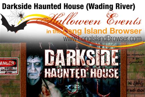 wading river haunted house darkside haunted house long island s 1 halloween haunted attraction wading river
