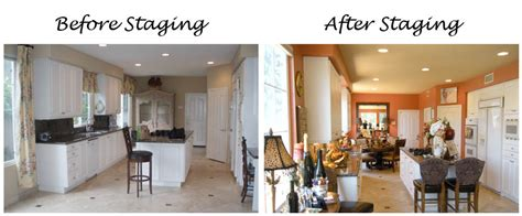 before and after staging home staging a creative and emerging career trend