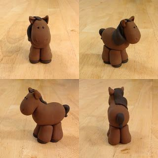 how to make a out of pony 1000 ideas about fondant on cake