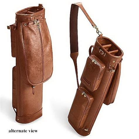barantani handmade italian leather golf bag 80053 save 70