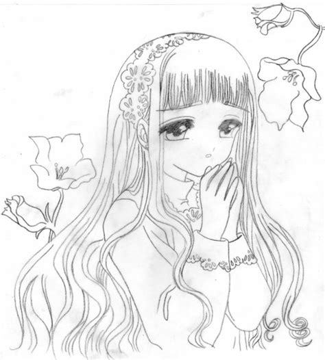 colour my sketchbook epic 1974061779 tomoyo without color by shizuka dono on