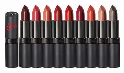 Lipstick Rimmel Kate Moss through kate moss lasting finish lipsticks