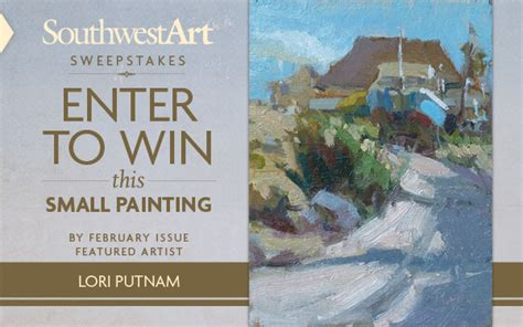 Southwest Mag Sweepstakes - southwest art sweepstakes entry form southwest art magazine