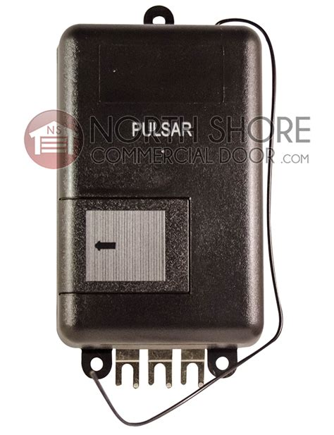 Garage Door Opener Receiver And Transmitter Pulsar 9931r Gate And Garage Door Opener Receiver 318mhz