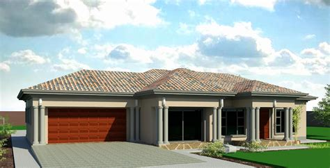 sa house plan inspirational 4 bedroom house plans in gauteng house plan