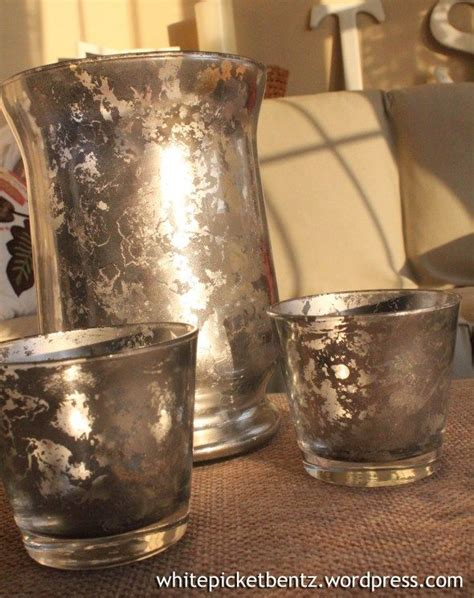 How To Make A Mercury Glass Vase by Pin By Ronda Leach On Me And The Friend