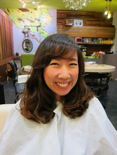 a perm that doesnt look like a perm for short hair hair studio perms and body perm on pinterest