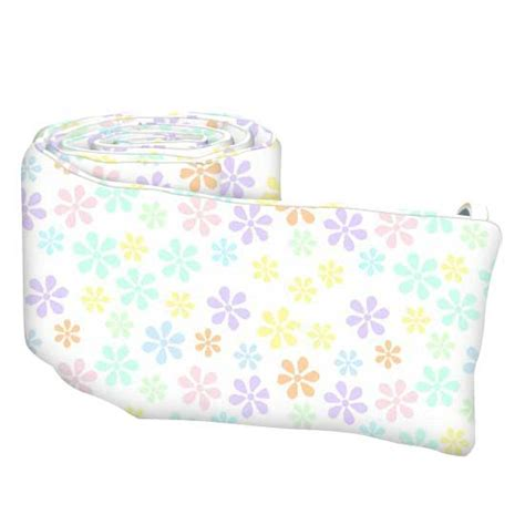 Colorful Crib Sheets by Pastel Colorful Floral Woven Portable Mini Crib Sheets