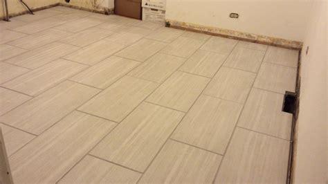 Installing Porcelain Tile 6 X 24 Tile Installation Images