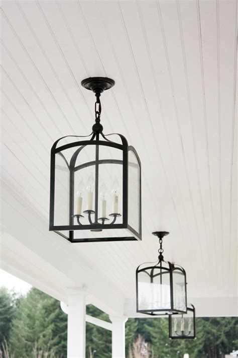 unique diy farmhouse overhead kitchen lights best 25 porch ceiling lights ideas on pinterest screen