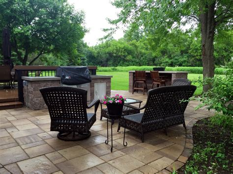 Chicago Area Outdoor Living Trends For 2016 Outdoor Backyard Grill Chicago