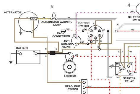 gm one wire alternator diagram chevy 1 wire alternator wiring diagram get free image about wiring diagram
