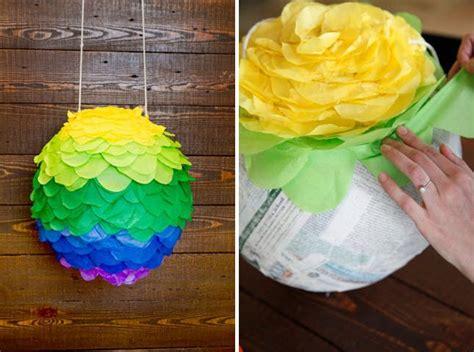 Make Paper Mache Pinata - 20 creative ways to make a pi 241 ata brit co