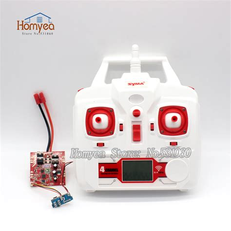 Remote Drone Syma X8hw popular remote circuit board buy cheap remote