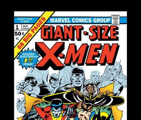 uncanny omnibus vol 1 hardcover comic