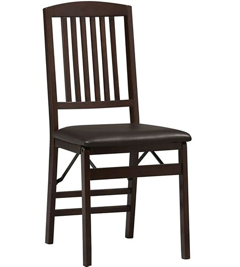 mission style dining chairs set of 2 in dining chairs