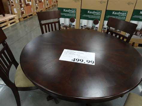 costco kitchen table january is furniture month at costco