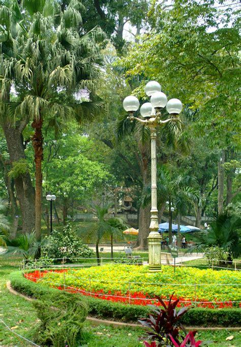 Flower Garden Hanoi Hanoi Botanical Gardens