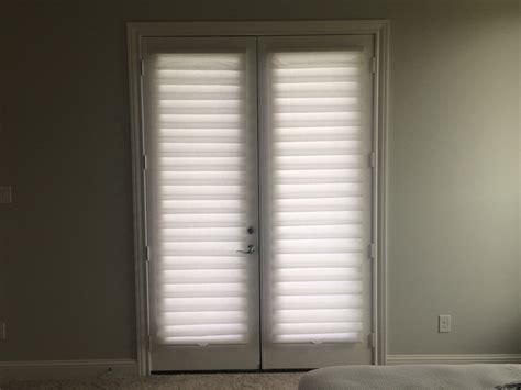 Bedroom french door roman shades prefab homes romantic french door roman shades