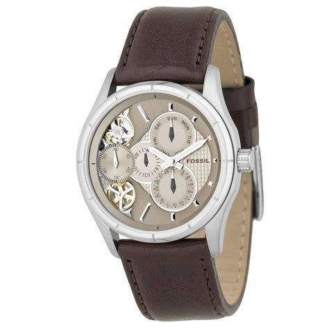 Fossil Twist shop fossil s stainless steel mechanical twist