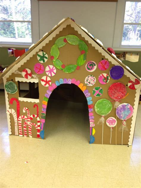 life size gingerbread house decorations mrs goff s pre k tales our life size gingerbread house