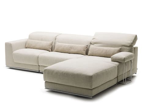 Sofa Bed With Recliner Recliner Sofa Bed With Chaise Longue Joe By Bedding Design Alessandro Elli