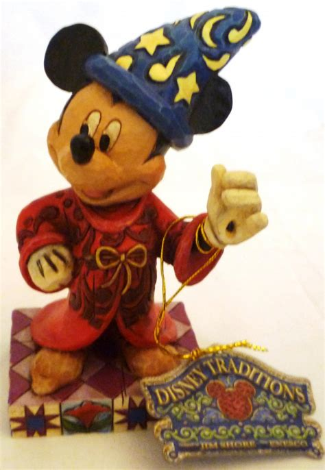 disney traditions showcase collection figurine touch of