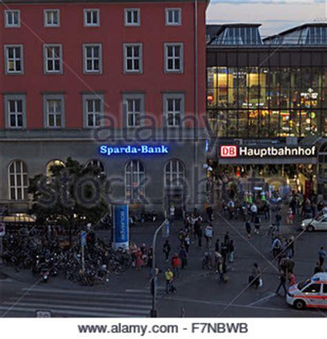 sparda bank mannheim hbf munich bavaria germany hbf hauptbahnhof station