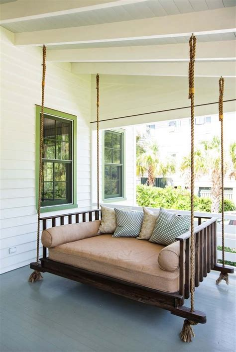 Outdoor Bed by Best 25 Outdoor Swing Beds Ideas On Porch