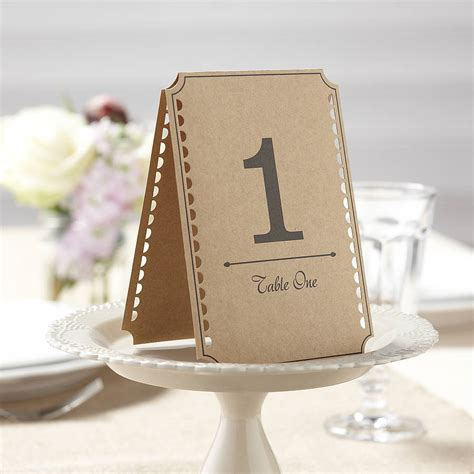 Table Number by 2 Simple Fixes For Your Table Numbers One That Even