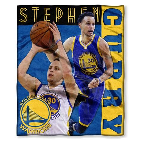 stephen curry favorite color golden state warriors nba stephen curry silk touch throw
