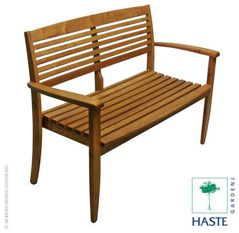 modern indoor bench iris 2 seater bench haste garden modern indoor