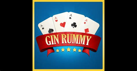 play gin rummy online aol games