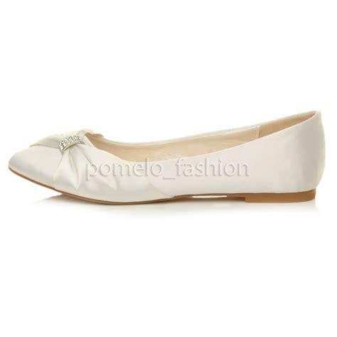 bridesmaids flat shoes womens flat evening bridesmaid bridal wedding dolly