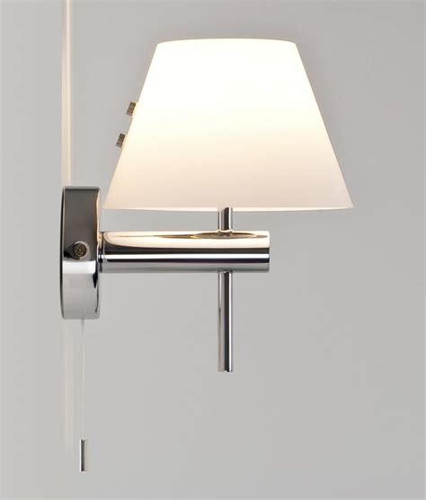 bathroom safe chandeliers bathroom safe wall light with glass coolie shade and pullcord